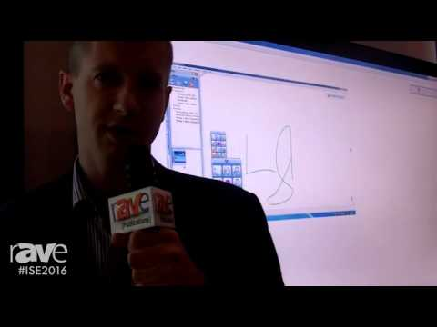 ISE 2016: StarBoard Presents Interactive Whiteboard