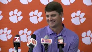 TigerNet: Jeff Scott says Clemson offense is back to being explosive