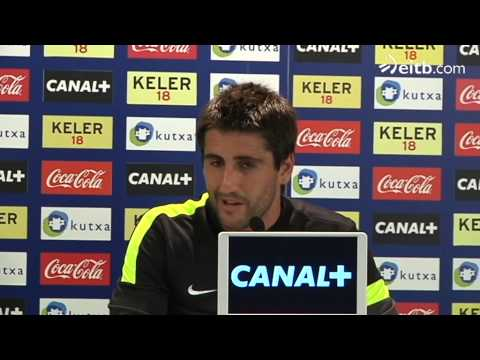 Real Sociedad: Markel Bergara habla Illarramendi