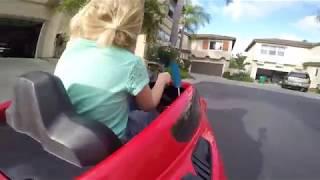 Lila hand brake 360