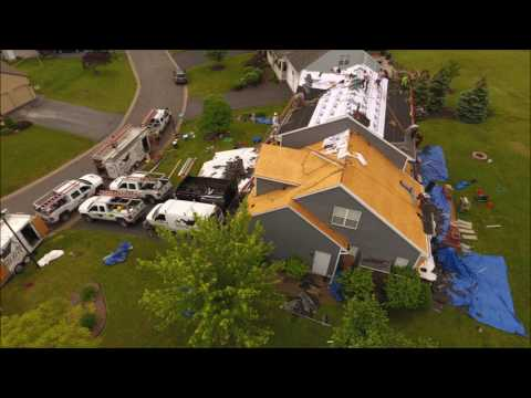 The Roofing Guys One Day Roof Replacement