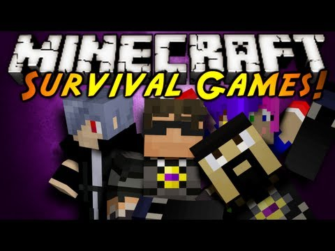 Minecraft: Survival Games Episode 4! (ft. Antvenom!)