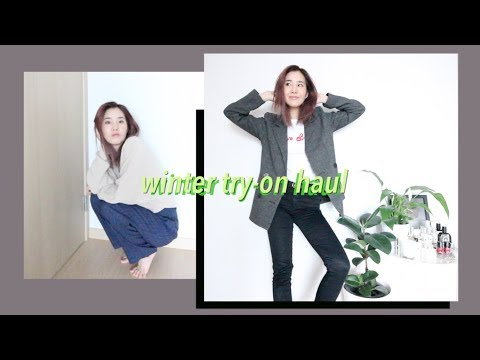 Winter Fashion Try-On Haul ft. Urban Outfitters