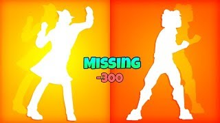 The Forgotten EMOTES..! Fortnite Battle Royale