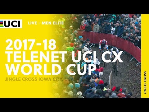 Men Elite - 2017-18 Telenet UCI Cyclo-cross World Cup – Jingle Cross Iowa City, USA