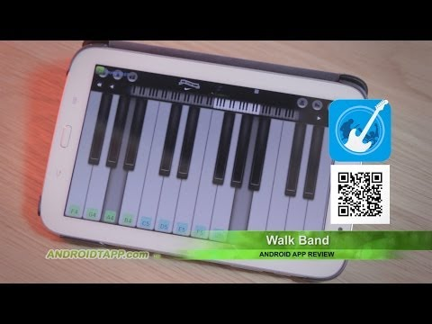 Walk Band (Android App Review)