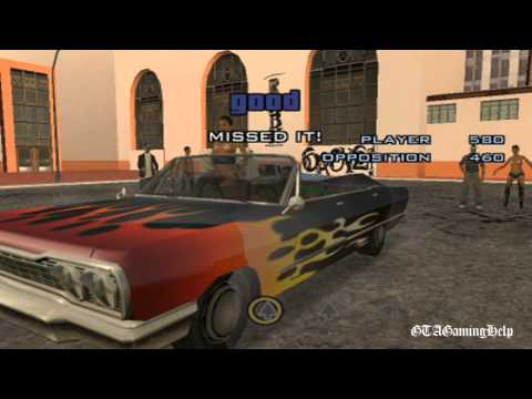 GTA San Andreas - Mission 9 - Cesar Vialpando (PC)