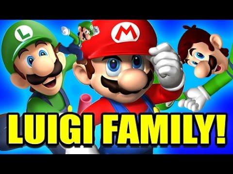 LUIGI CLONES! - Gmod Mario Bros. Roleplay Mod (Garry's Mod)