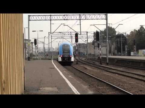 (5.10.11) Pociągi Kolei Śląskich W Katowicach (+kilka Rp1)