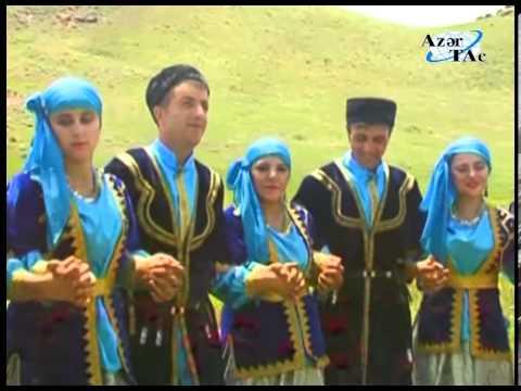 """Xalq ansamblları: qədim Naxçıvanın """"Şərur yallısı""""ndan möhtəşəm ifa"""
