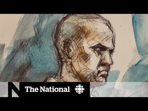 Van attack suspect trained with Canadian military briefly