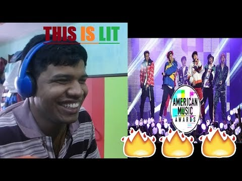 download lagu Bts: Dna Live Performance  American  Awards 2017reaction gratis
