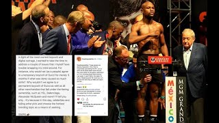"Floyd Mayweather SCHOOLS Black ""Activists"" On Gucci + Beto O'Rourke & Twitter Get Terroristic!"