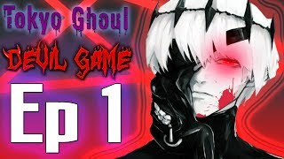 Minecraft: Tokyo Ghoul Role Play Ep 1 - The Devils Game Begins!