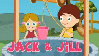 Jack and Jill - Nursery Rhymes - Ep 17