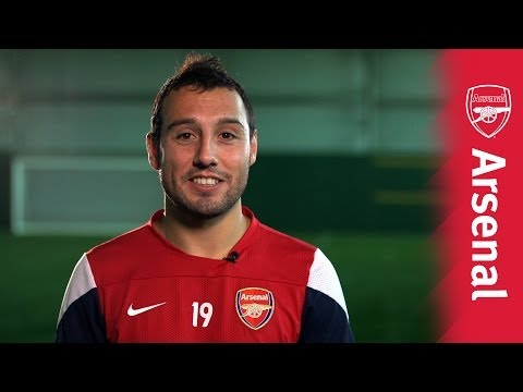 Arsenal Ink: Santi Cazorla