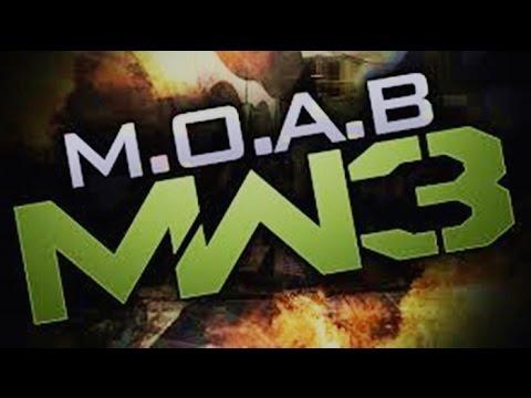 Em Busca Do M.o.a.b Mw3 #01 [ Xbox-360]