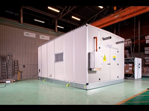 Offsite Build - Fire Solutions - PPH - Diesel Electric - Dundee, Scotland