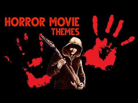 Horror Movie Themes - Metal Guitar Medley ft. Bryce Goertzen