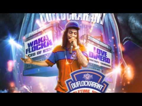 Waka Flocka Flame - DuFlocka Rant: Halftime Show full mixtape...