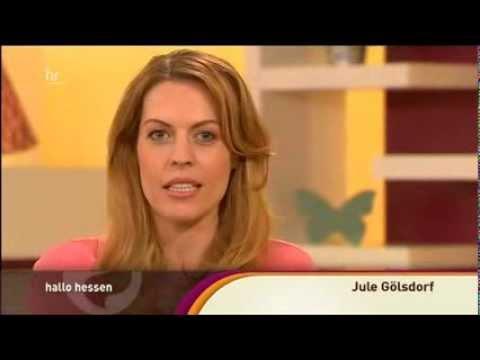 Jule Gölsdorf Hallo Hessen 29.4.2013 - YouTube