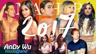 """Download Lagu MASHUP 2017 """"PERFECT STRUGGLE"""" - 2017 Year End Mashup by #AnDyWuMUSICLAND (Best 118 Pop Songs) Gratis STAFABAND"""