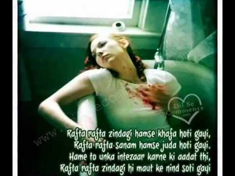 Hayo Rabba Dil Jalta Hai .wmv video