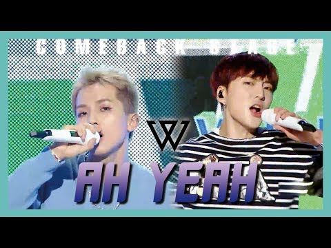 [Comeback Stage] WINNER - AH YEAH,  위너 - 아예  Show Music Core 20190518