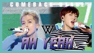 [Comeback Stage] WINNER - AH YEAH,  위너 - 아예  Show Music Core 20190518