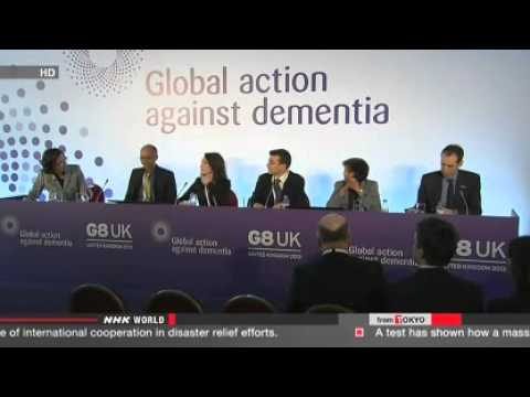G8 Dementia Summit ends