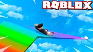 ROBLOX SLIDE 999,999,999 FEET CHALLENGE!
