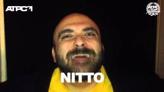 NITTO (Linea 77) - Video skit per VERAMENTE - Nuovo album ATPC (Febbraio 2013)