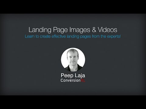 Landing Page Images & Videos
