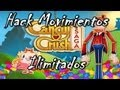 Hack: Candy Crush Saga (Movimientos ilimitados) (Funcionando 2013) - Pyrox