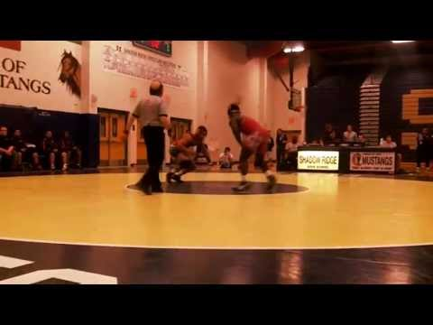 Las Vegas High School Wrestling Bowling 2013