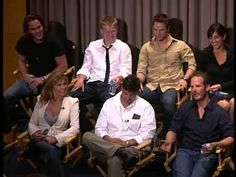 Friday Night Lights Season 2 Bonus Feature - Cast Interview (Part 1)
