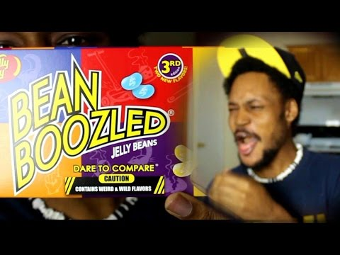 MY FAMILY, FRIENDS HATE ME   The Bean Boozled Challenge [Phone Version]