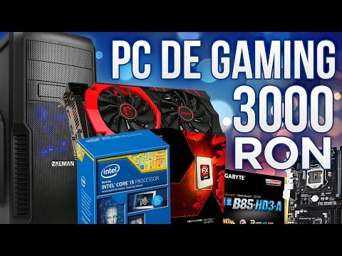 PC De Gaming De 3000 De RON