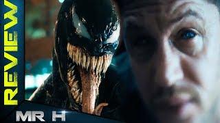 VENOM Comic Con Trailer Breakdown Description