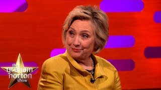 Hillary Clinton Really Tried To Avoid Going to the Inauguration | The Graham Norton Show