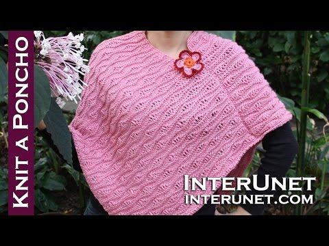 free knitting patterns for women's ponchos - Worldnews.com