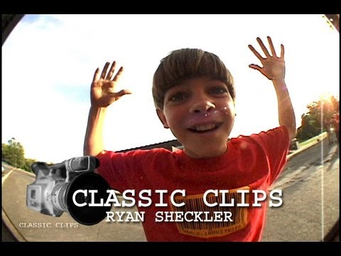 Skateboarding Classic Clips #14 - Ryan Sheckler