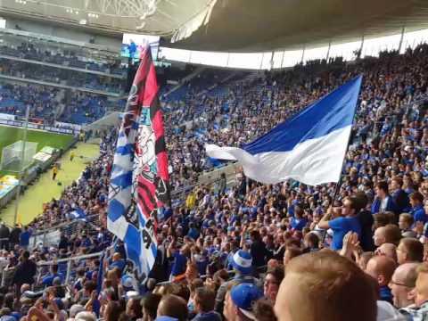 Schalke in Hoffenheim 14.05.2016 - nach dem Spiel
