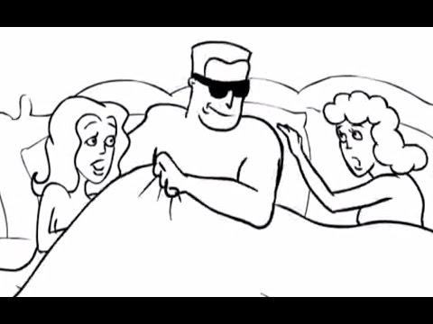 """Граф Гагарин - клип на песню """"Мой верный друг"""""""
