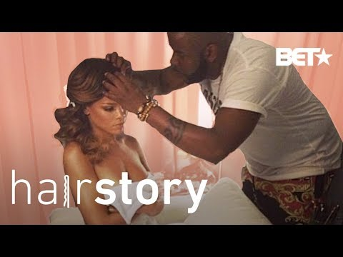 Rihanna's Hairstylist Yusef Williams Tells His Hairstory | Hairstory