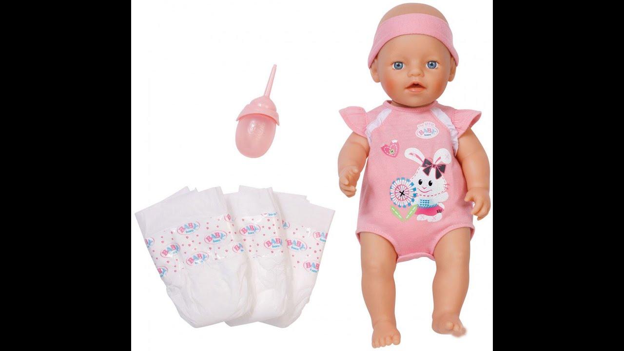 Как сделать куклу беби бона своими руками видео