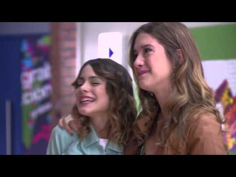 Violetta  Video Musical ¨Algo se enciende¨