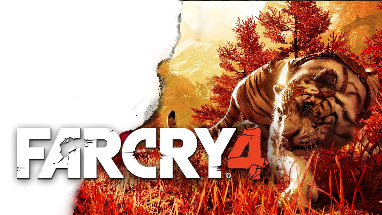 Far Cry 4 Tiger Wallpaper Far Cry 4 Gameplay Gamescom