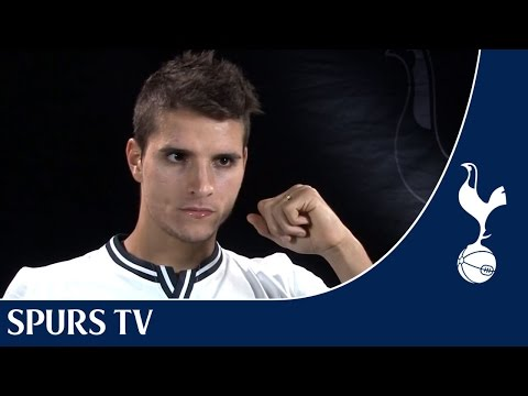Spurs TV Exclusive | Erik Lamela's first interview