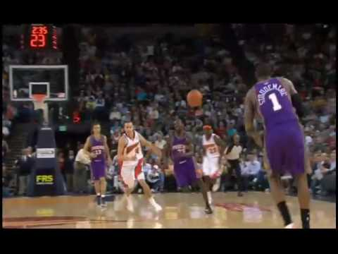 AMARE STOUDEMIRE KILLS ANTHONY TOLLIVER Video